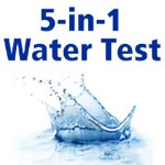 5in1 Water Test - Quality and allergen control tests from Emport LLC