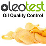 OleoTest - rapid testing for polar content in fryer oil