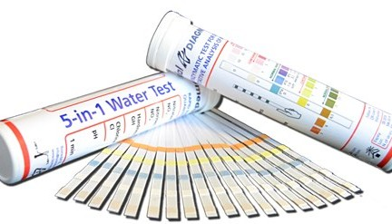 5-in-1 Water Test