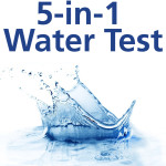 5-in-1 Water Quality Test
