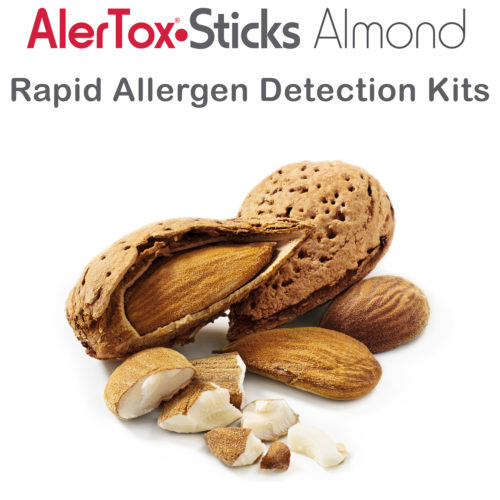 Alertox Sticks Almond; rapid detection for allergens