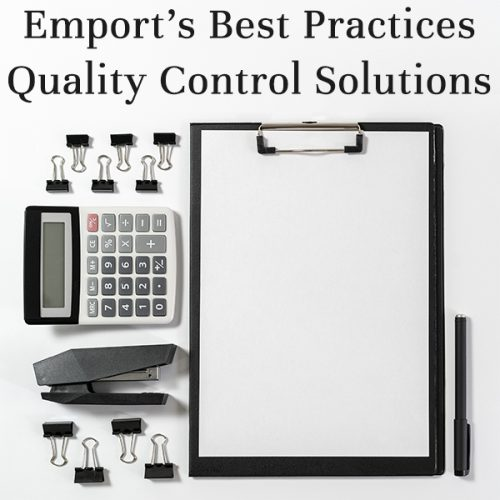 Quality Control Solutions: a toolbox of free, helpful reference materials.