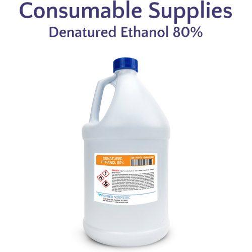 Denatured Ethanol 80%