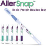 AllerSnap™ Rapid Protein Residue Test