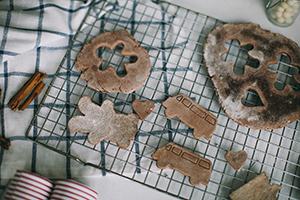 Burnt cookies