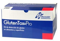 GlutenTox Pro - Professional kits for food production.
